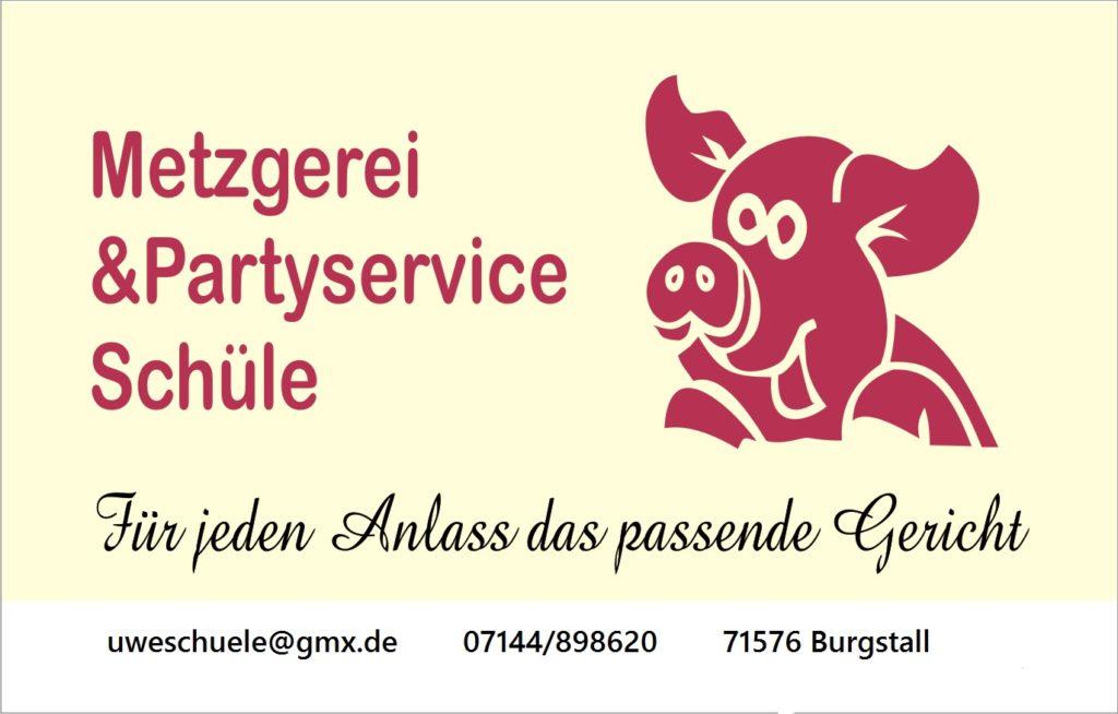 Metzgerei & Partyservice Schüle