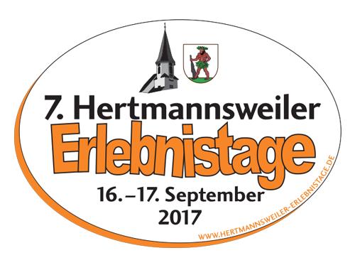 Logo Hertmannsweiler Erlebnistage
