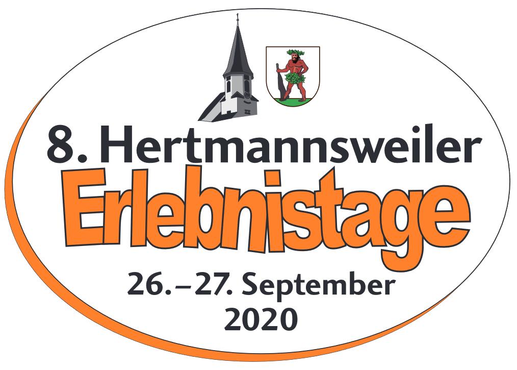 Logo Hertmannsweiler Erlebnistage 2020